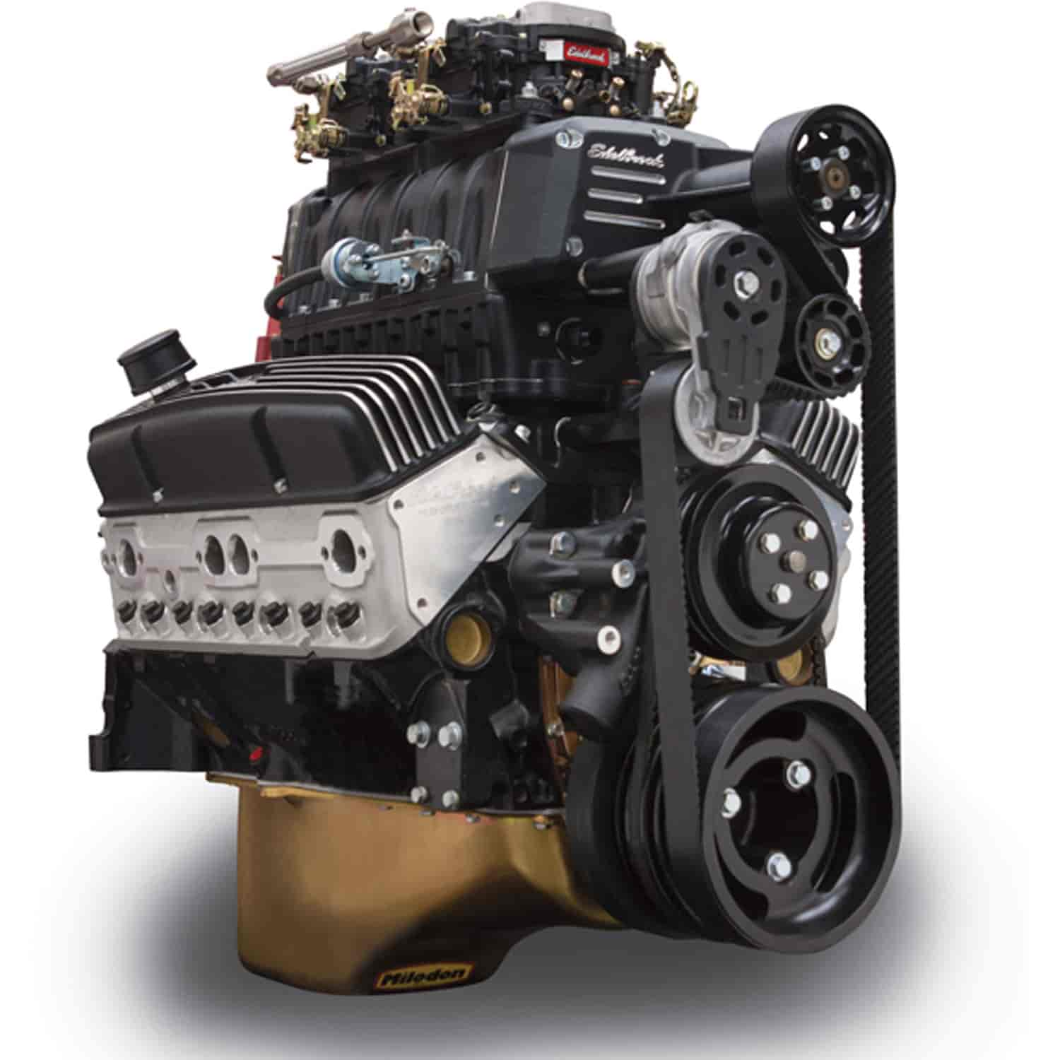Edelbrock 46043: E-Force RPM Supercharged SBC 350 Black