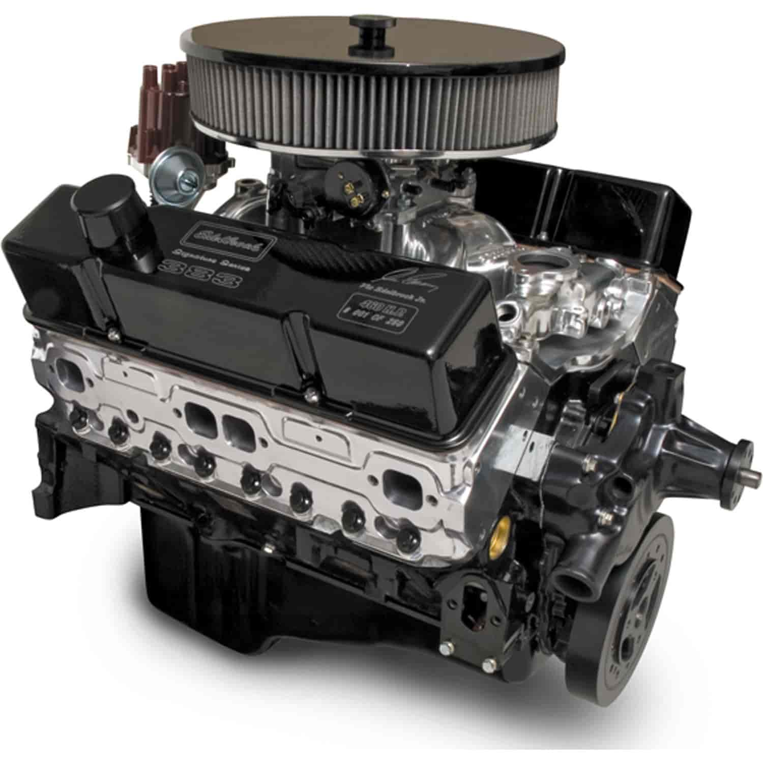 Edelbrock 46213 - Edelbrock Performer RPM E-Tec Signature Series Engine