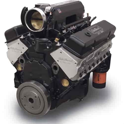 on 350 Small Block Chevy Crate Engine
