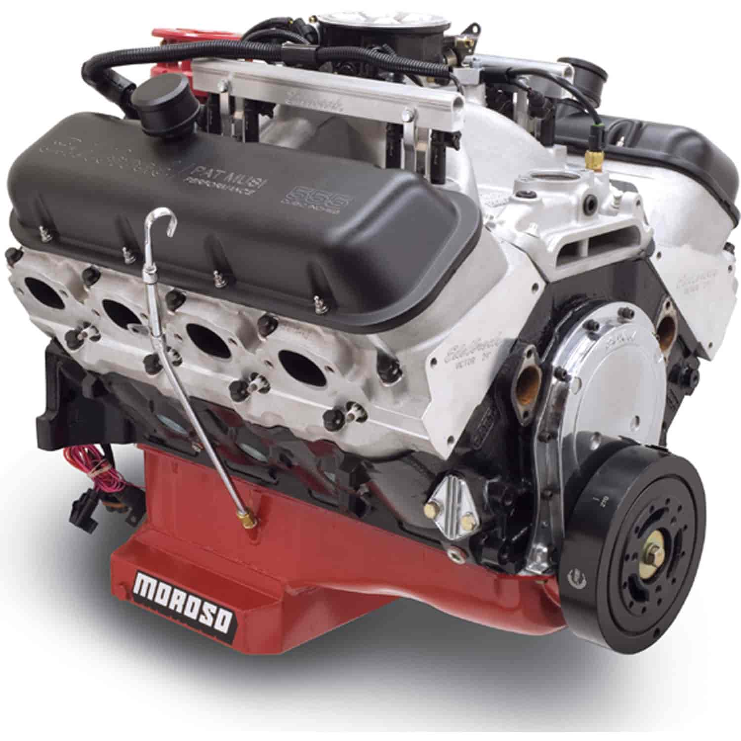 Edelbrock 46550 - Edelbrock Musi 555 RPM XT Crate Engines