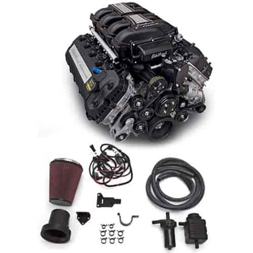 Edelbrock 46880 - Edelbrock Supercharged 5.0L Coyote Crate Engines 700HP/606TQ