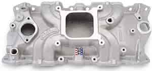 Edelbrock 5001 - Edelbrock Torker-II Manifolds and Kits for Chevy