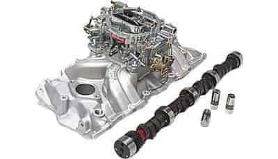 Edelbrock 5001PK - Edelbrock Torker-II Manifolds and Kits for Chevy