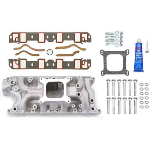 Edelbrock 5021K - Edelbrock Torker-II Manifolds and Kits for Ford