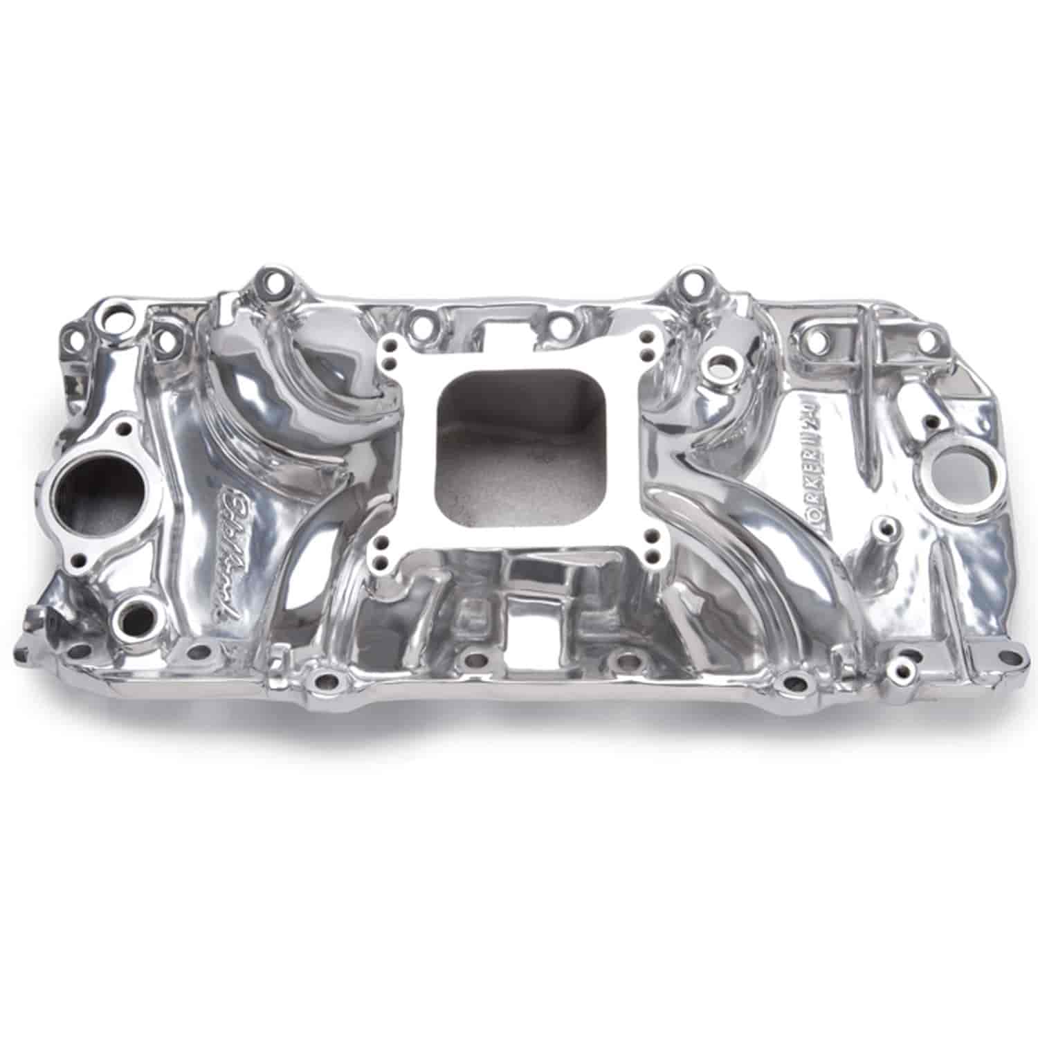 Edelbrock 50611 - Edelbrock Torker-II Manifolds and Kits for Chevy