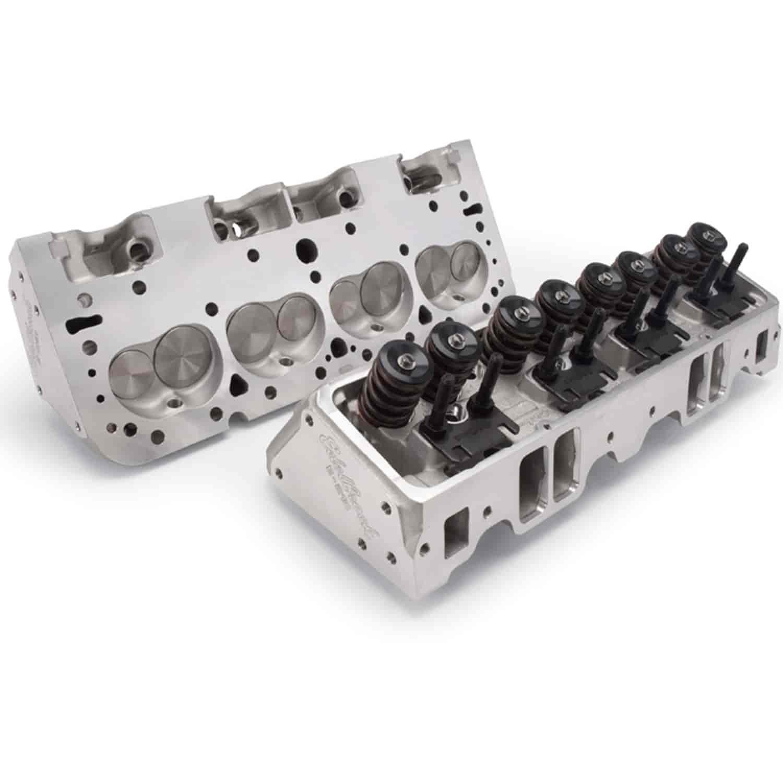 Edelbrock 5087: E-210 Series Aluminum Cylinder Heads For