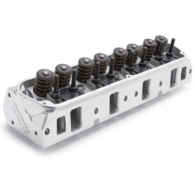 Edelbrock 602219: Performer RPM Polished Aluminum Cylinder