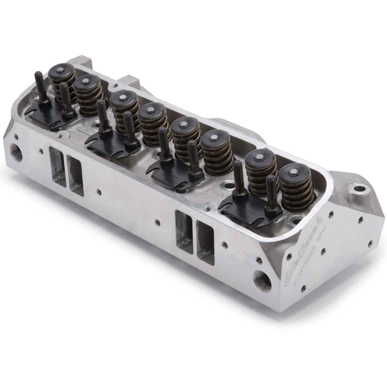 Edelbrock 60599: Performer RPM Cylinder Head for Pontiac V8