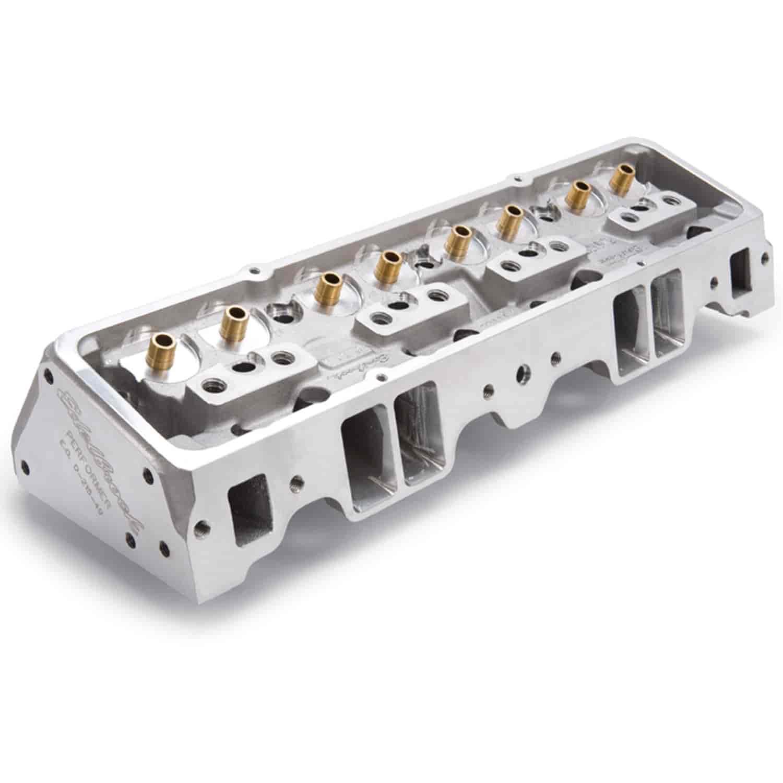 Edelbrock 60659: Performer Aluminum Cylinder Head For SBC