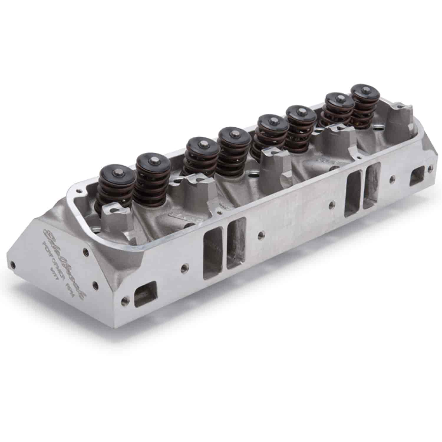 Edelbrock 60779 - Edelbrock Small Block Chrysler Performer RPM Cylinder Heads