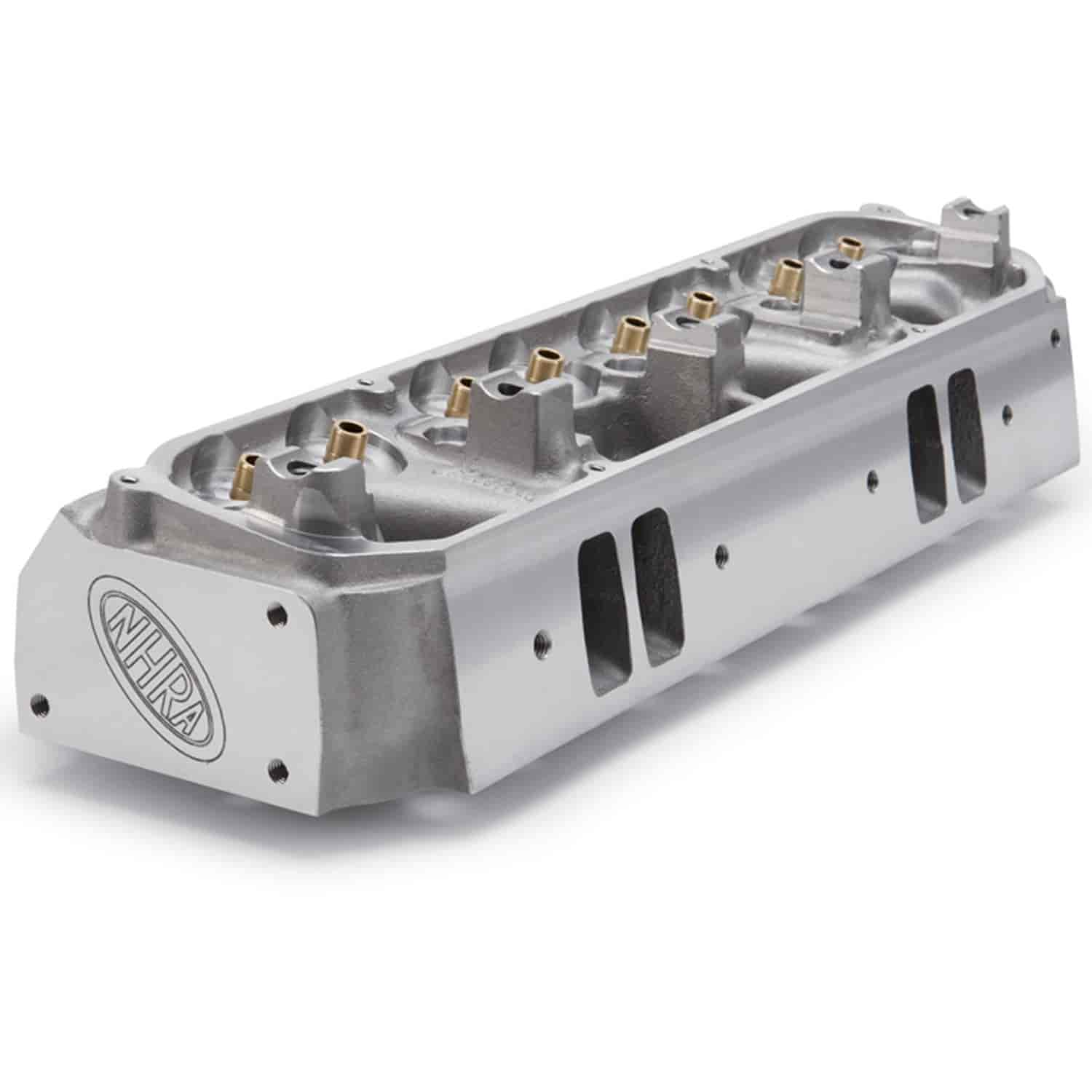 Edelbrock 60917 Nhra Performer Rpm Cylinder Head For Big Block Fuel Pump Relay Wiring Diagram