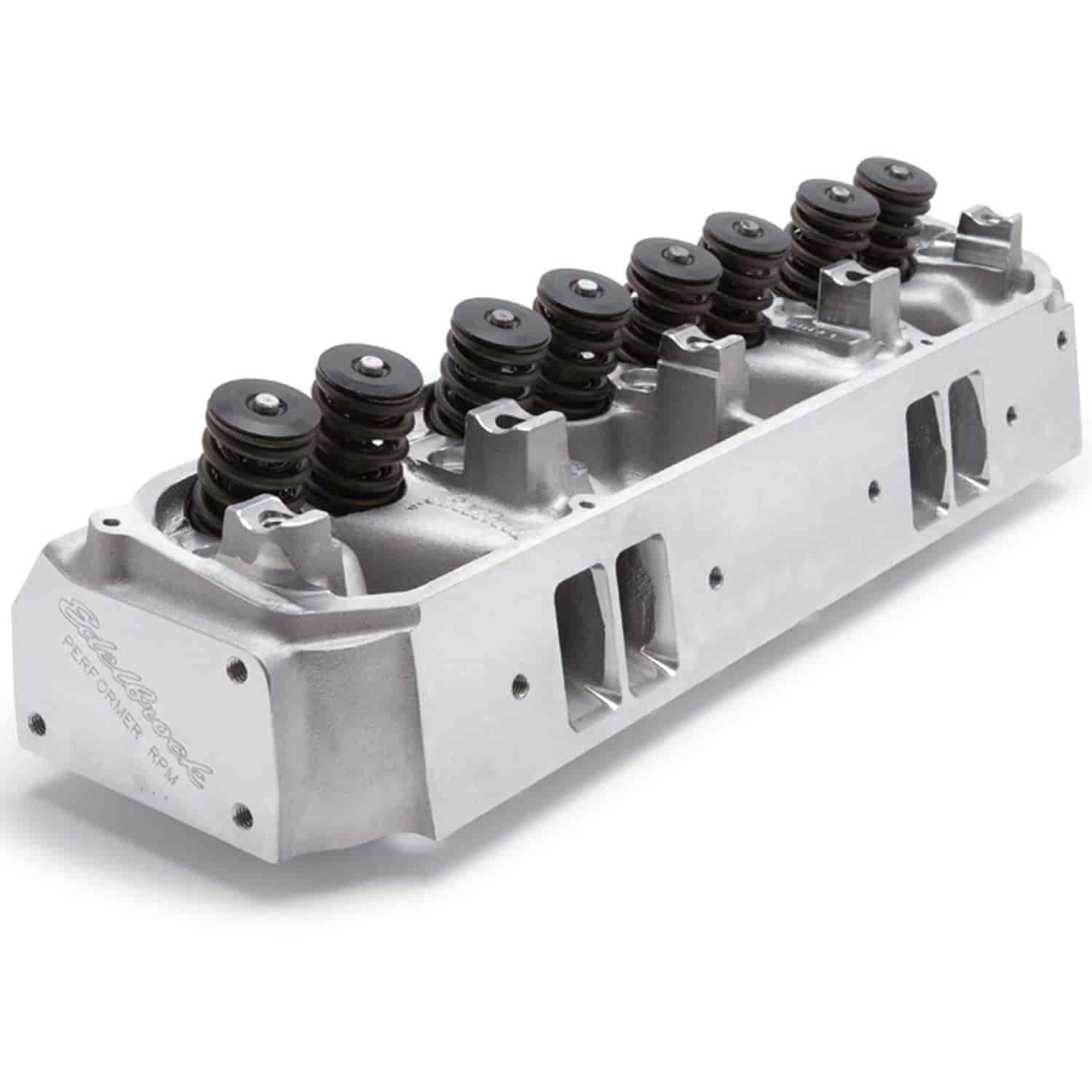 Edelbrock 60929 - Edelbrock Big Block Chrysler Performer RPM Heads