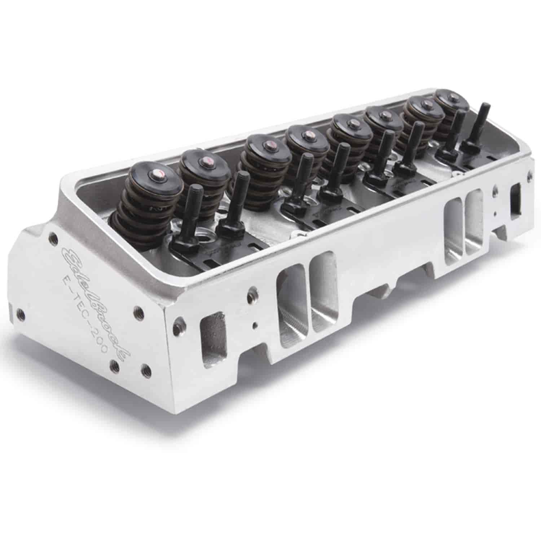 Edelbrock E TEC 200 Aluminum Cylinder Head for SBC