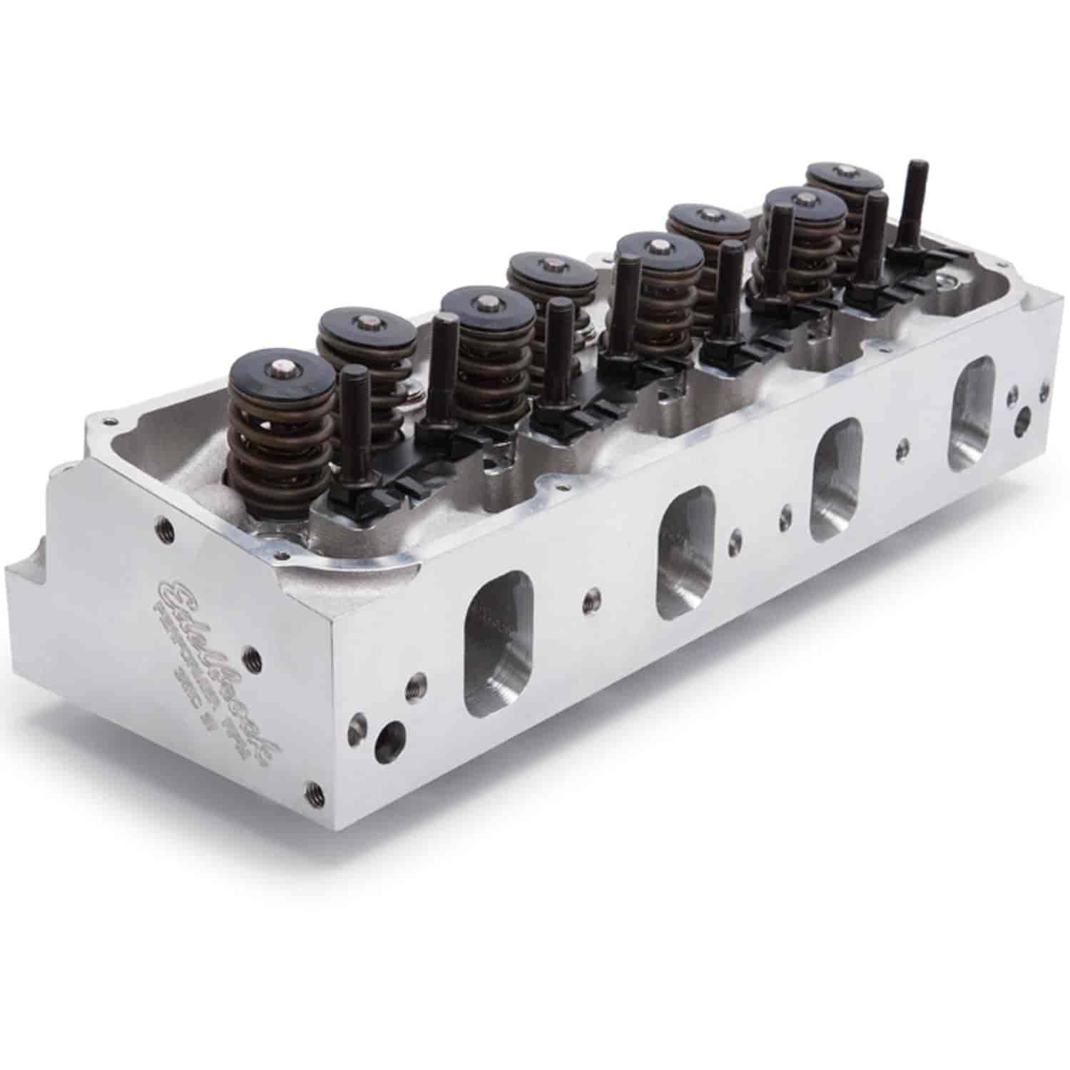 Edelbrock Performer RPM Clevor Cylinder Heads for Small Block Ford