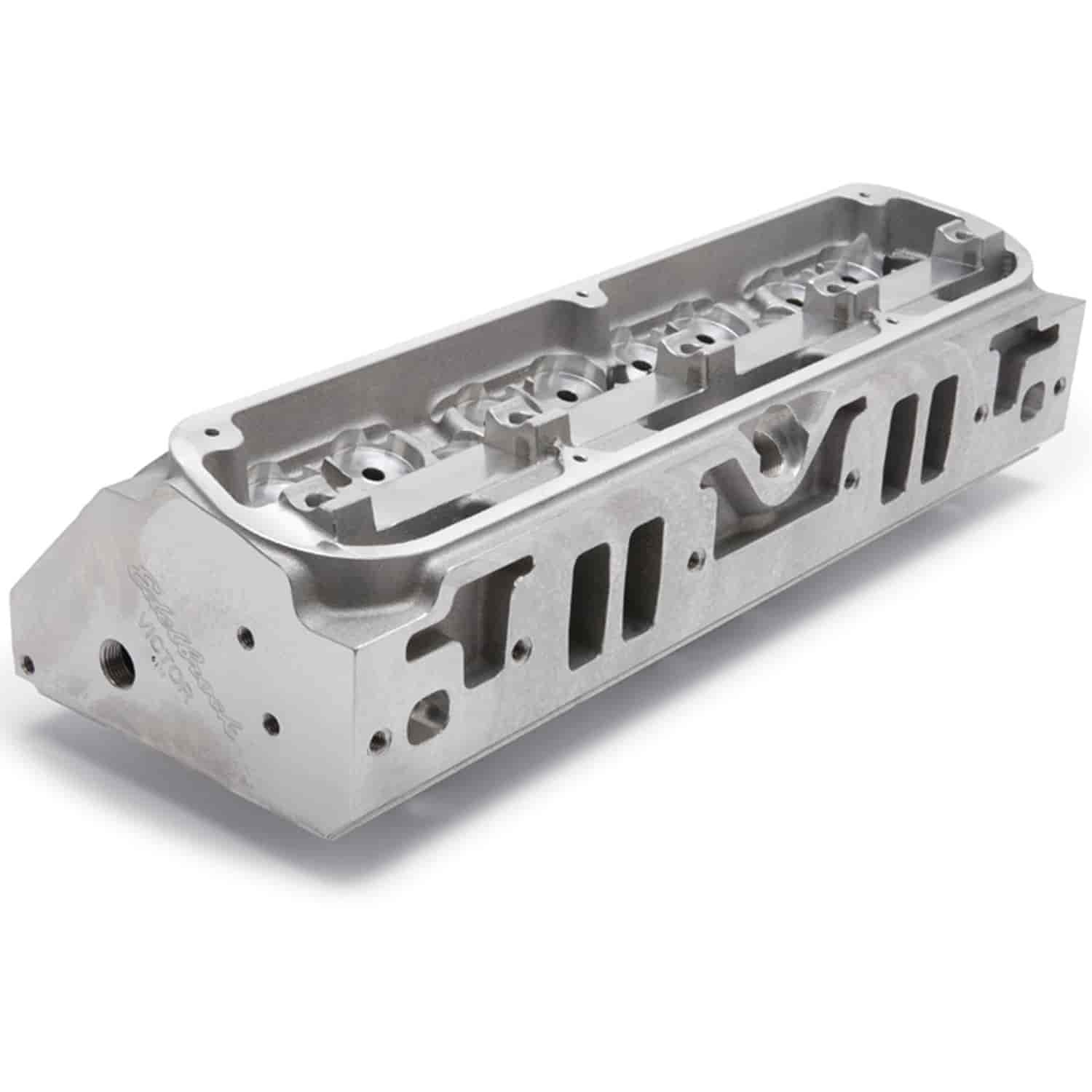 Edelbrock 61709: Victor 16° Cylinder Head For Small Block