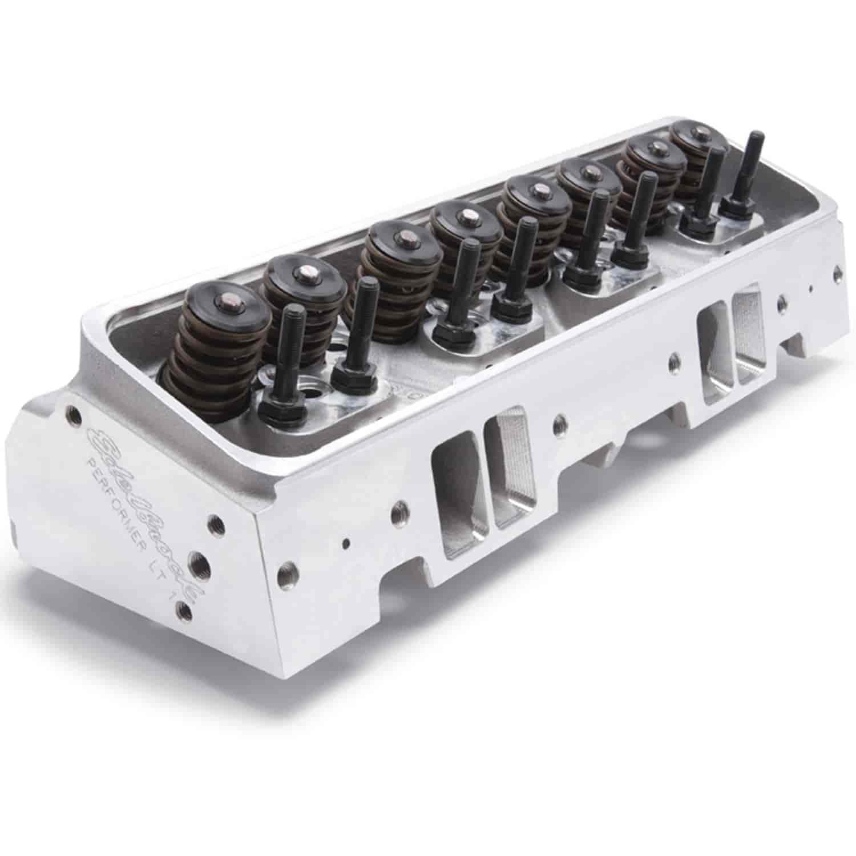 Edelbrock 61905 Performer High-Compression Cylinder Head