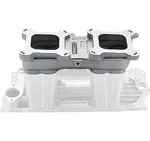Edelbrock 7032 - Edelbrock Street Tunnel Ram Intake Manifolds for Small Block Chevy