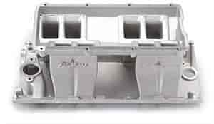 Edelbrock 7067 - Edelbrock Street Tunnel Ram Intake Manifolds for Small Block Chevy