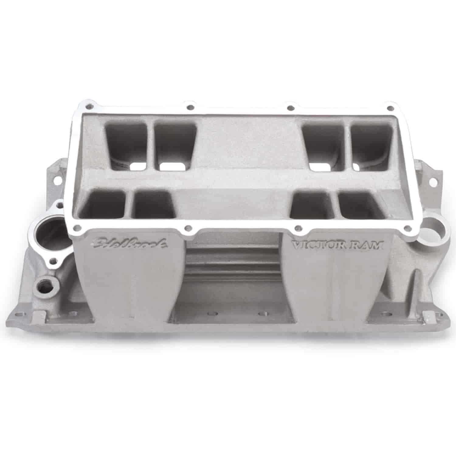 Edelbrock 7070 - Edelbrock Victor Series Intake Manifolds for Small Block Chevy