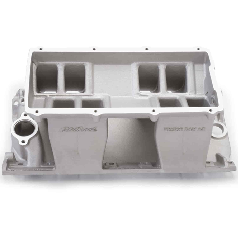 Edelbrock Victor Ram 2-R Intake Manifold Base Big Block Chevy with  rectangular port heads
