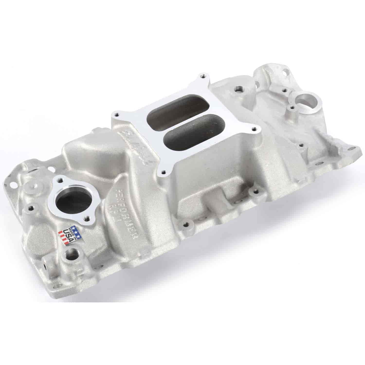 Edelbrock 7101 - Edelbrock Performer RPM Manifolds & Kits for Chevrolet