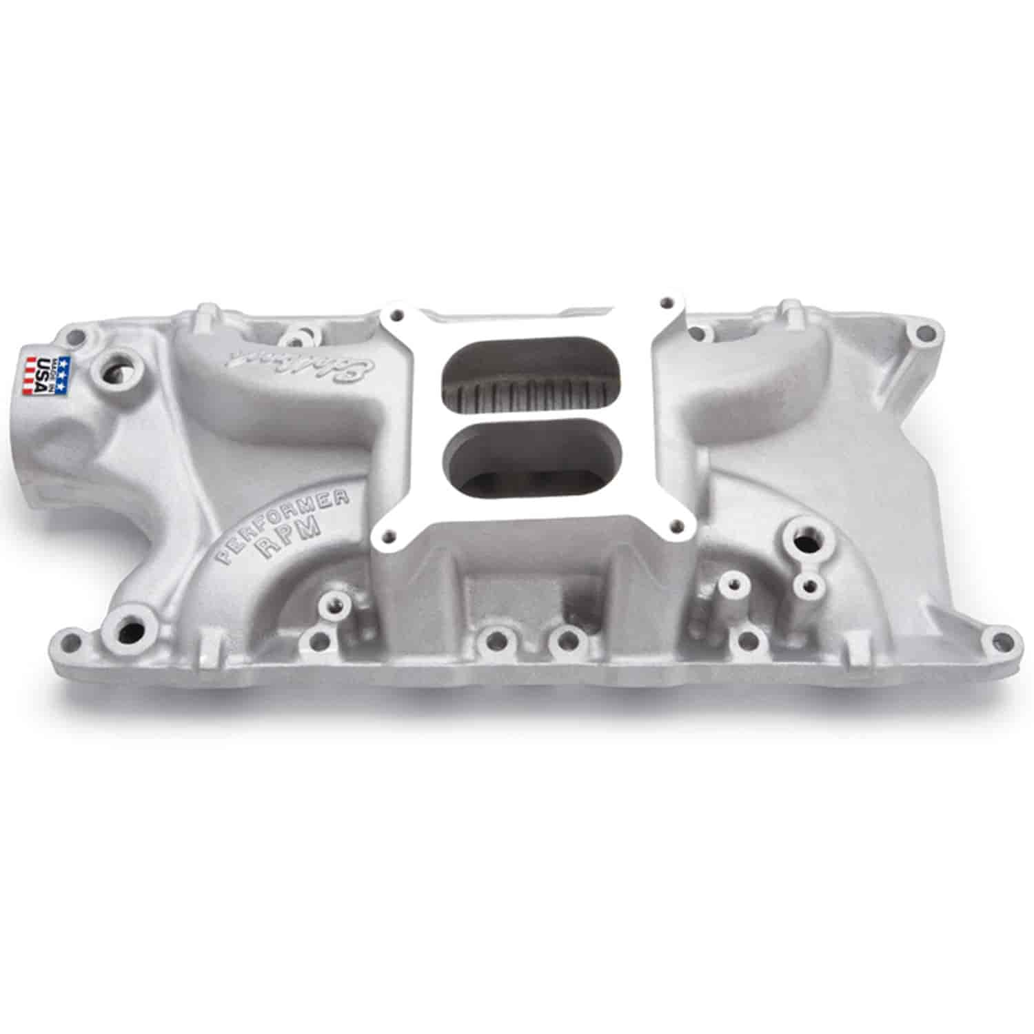 Edelbrock 7121 - Edelbrock Performer RPM Manifolds & Kits for Ford