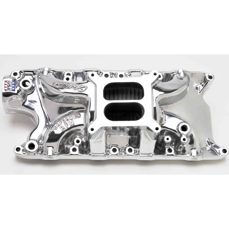 Boss 302 Intake Manifold >> Edelbrock 71211: Performer RPM 302 Intake Manifold ...