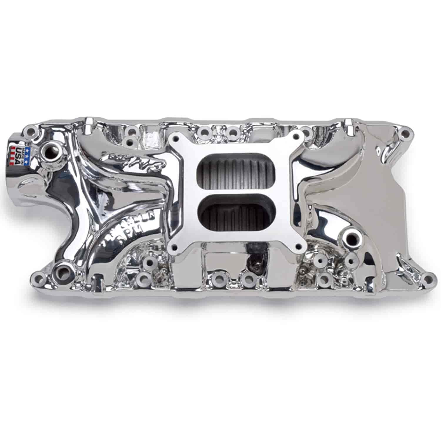Edelbrock 71214 - Edelbrock Performer RPM Manifolds & Kits for Ford