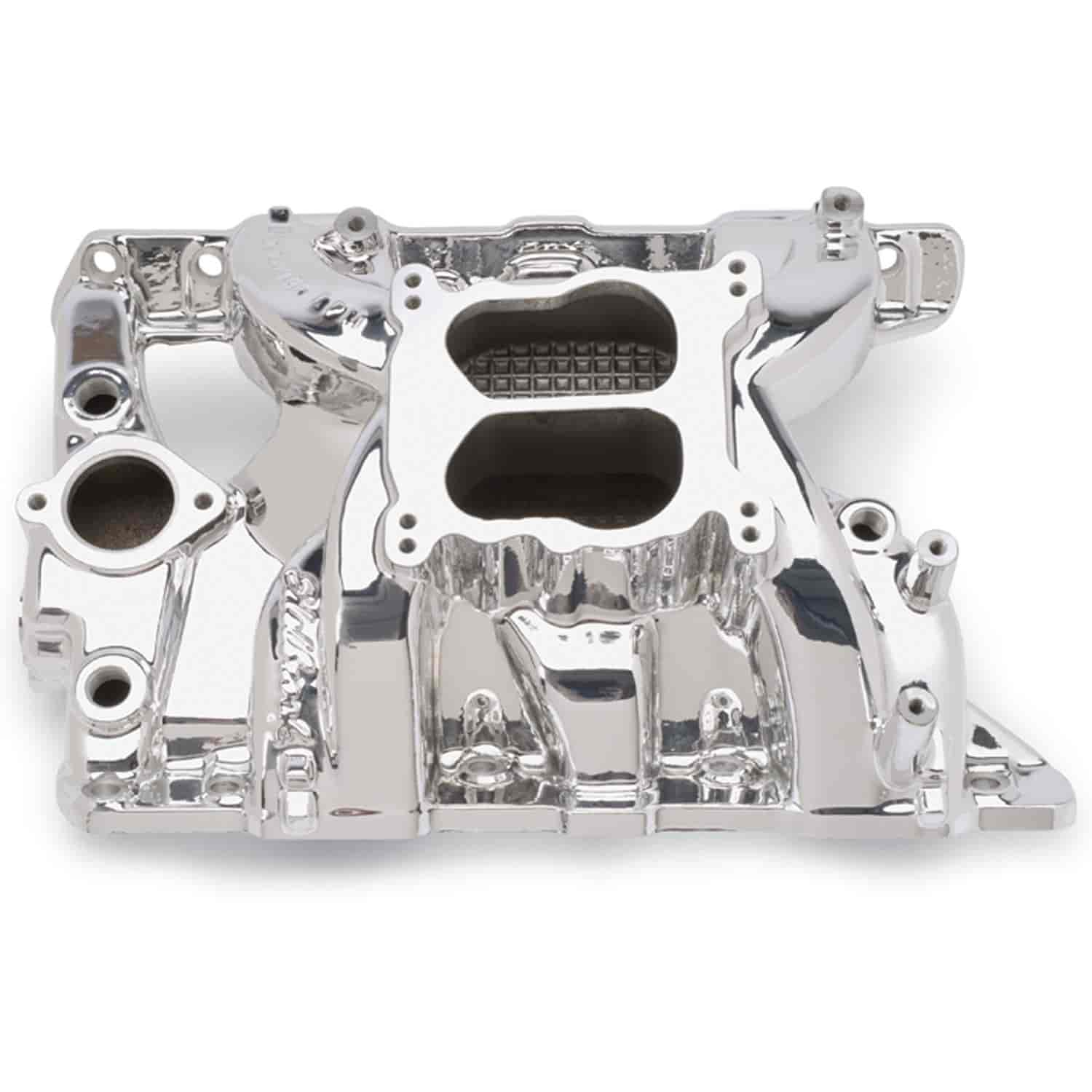 Edelbrock 71564 - Edelbrock Performer RPM Manifolds & Kits for Pontiac