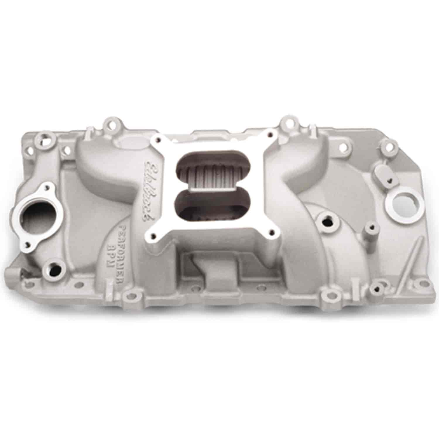 Edelbrock 7161 - Edelbrock Performer RPM Manifolds & Kits for Chevrolet