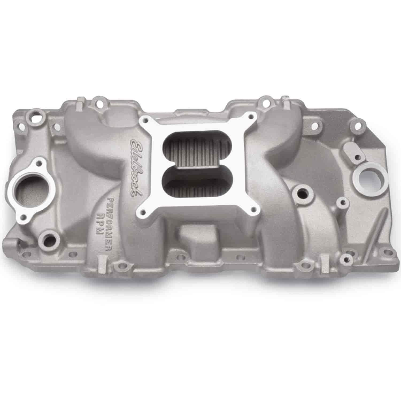 Edelbrock Performer RPM 2-R Intake Manifold Big Block Chevy 396-502  (Rectangular Port)