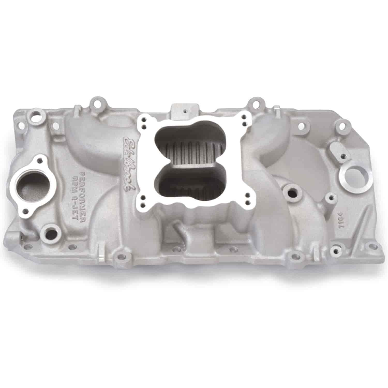 Edelbrock 7164 - Edelbrock Performer RPM Manifolds & Kits for Chevrolet