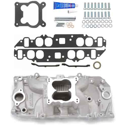 Edelbrock 7164K Performer RPM Q-Jet Intake Manifold Kit