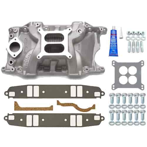 Edelbrock 7176K - Edelbrock Performer RPM Manifolds & Kits for Chrysler
