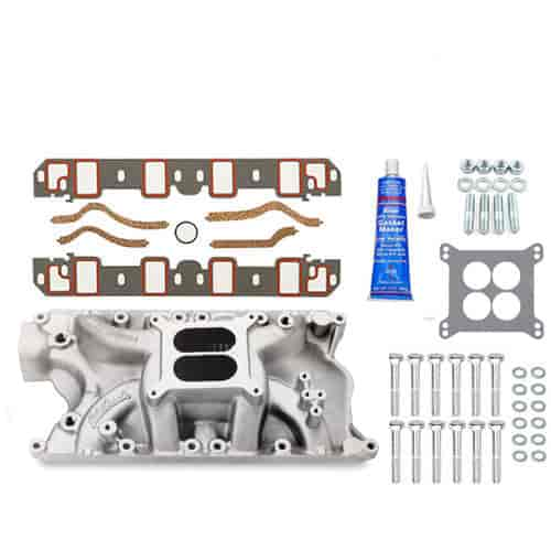 Edelbrock Performer RPM 351W Intake Manifold with Installation Kit