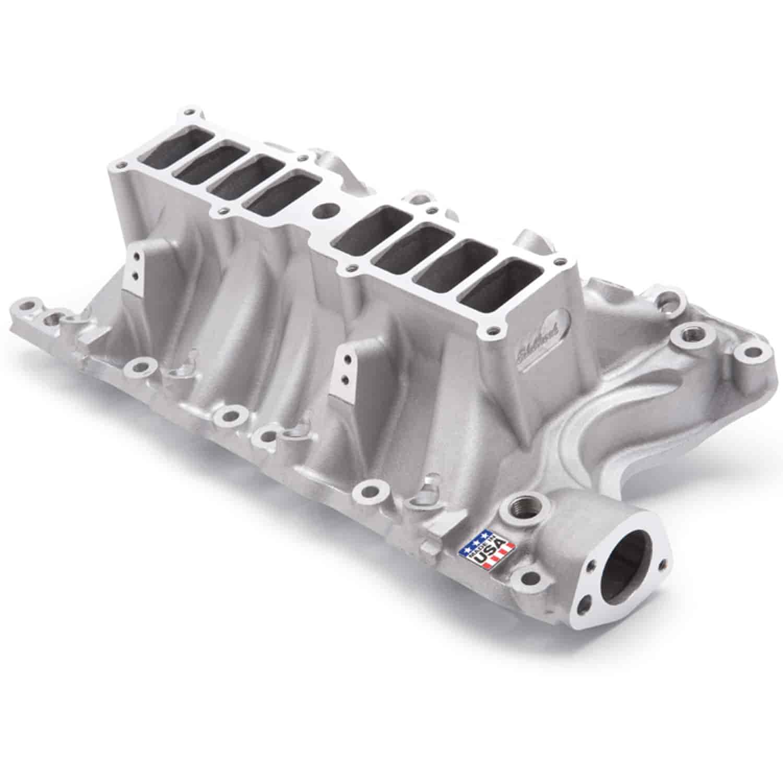 Edelbrock Performer 5 8L EFI RPM II Ford Intake Manifold Base