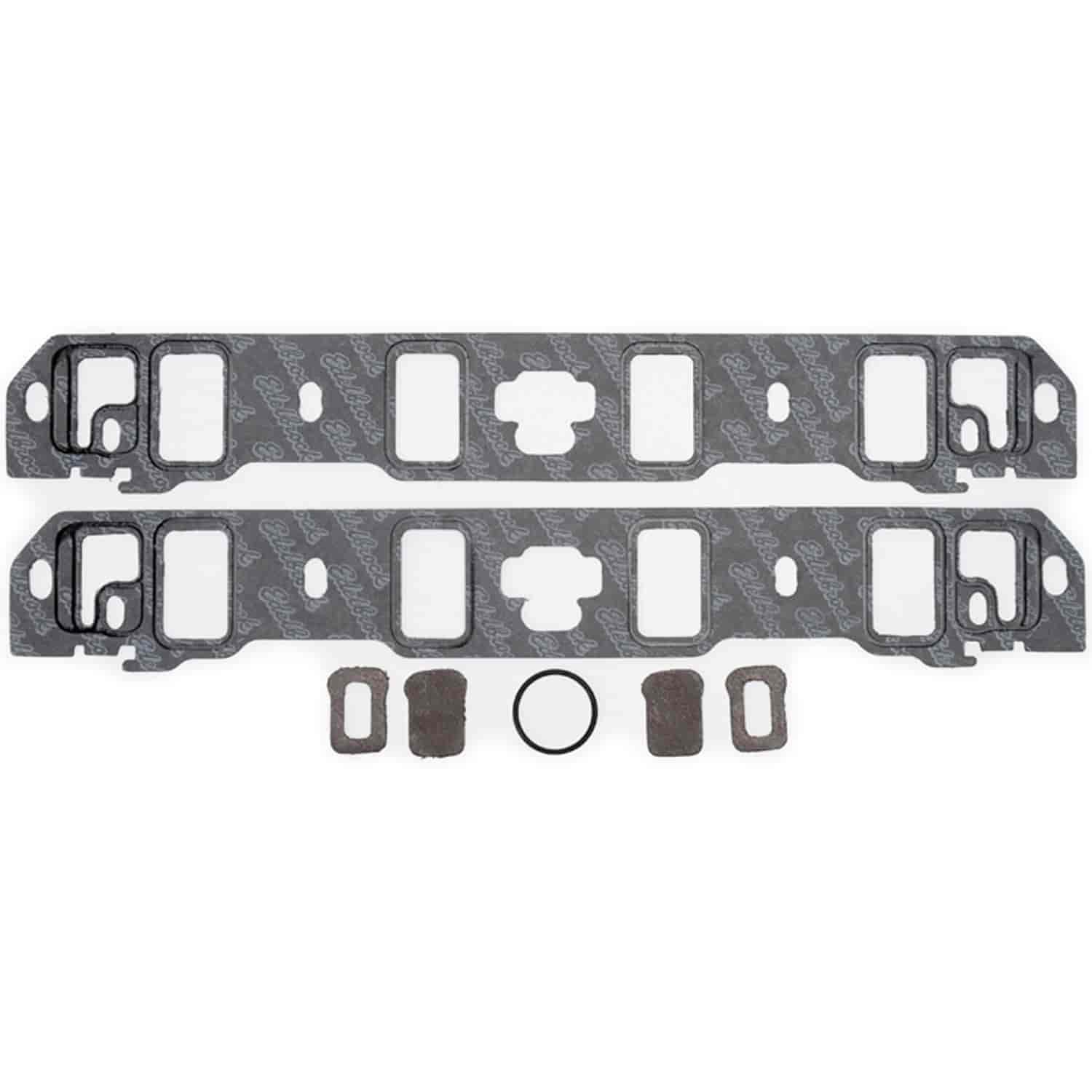 Edelbrock 7220 Intake Gaskets 1963-96 Ford 289-302 Small