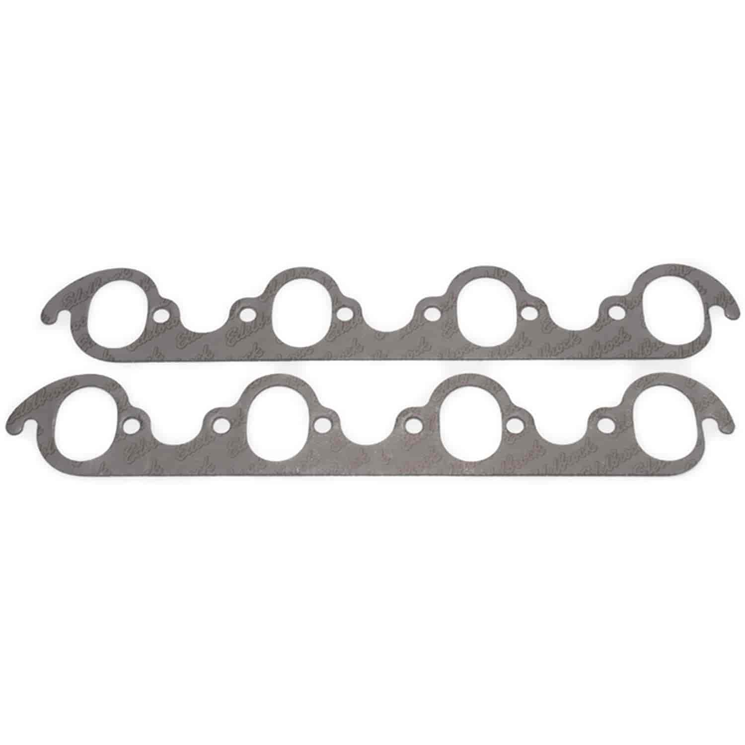Edelbrock 7228 Exhaust Gaskets For Big Block Ford Jegs Timing A 460 Engine
