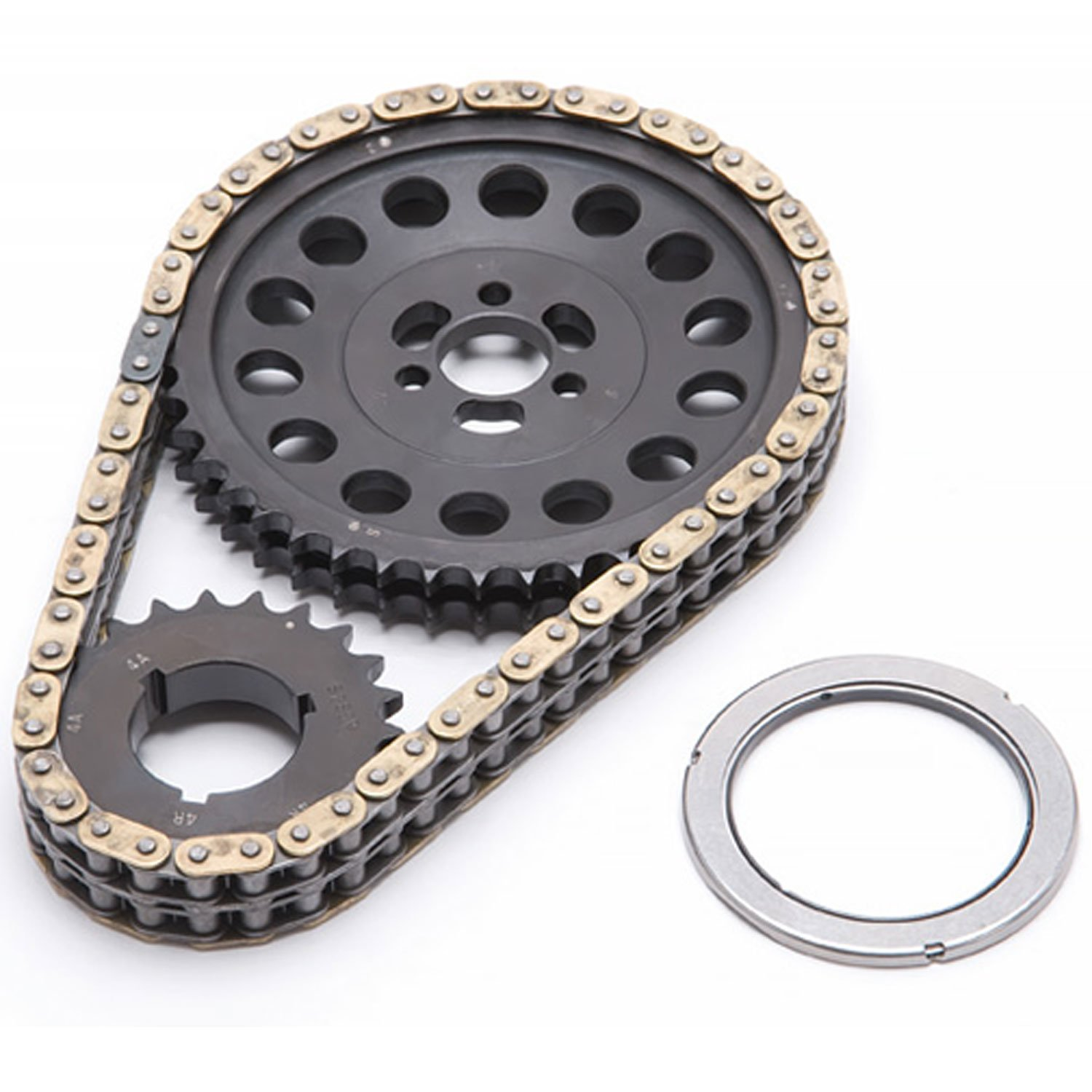 Edelbrock 7331 - Edelbrock Hex-A-Just Timing Chain Set