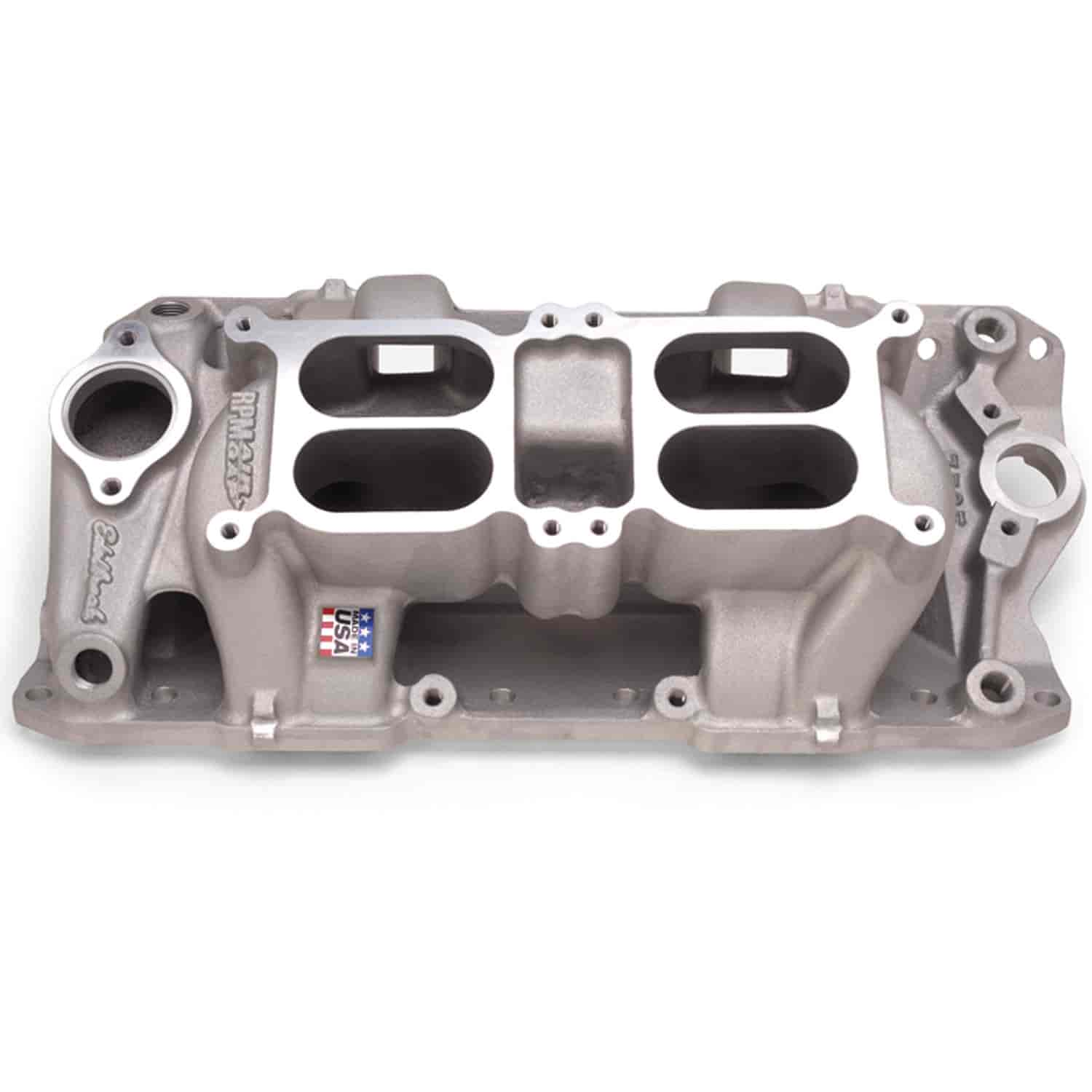 Edelbrock 7525 Performer RPM Air Gap Intake Manifold