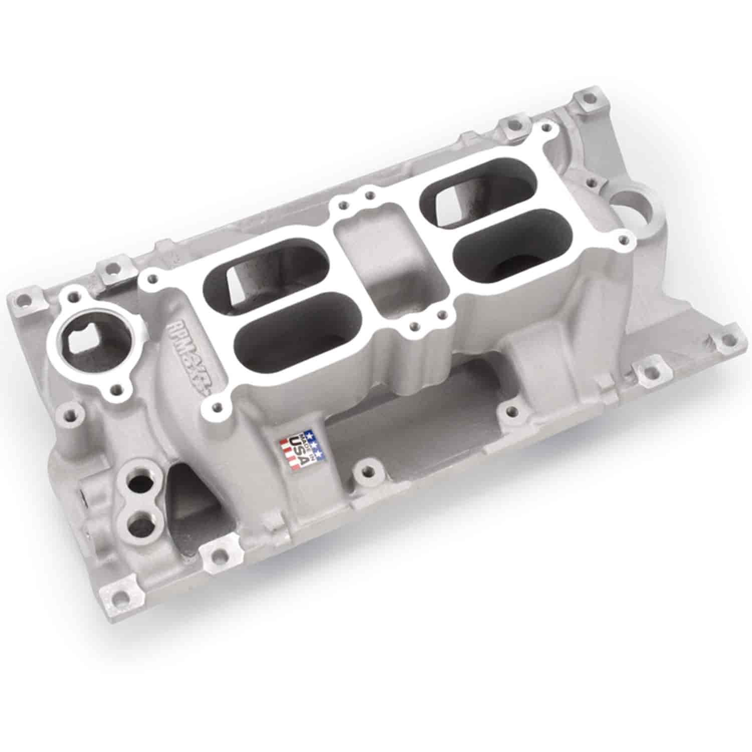 Edelbrock 7526 Performer RPM Air Gap Intake Manifold