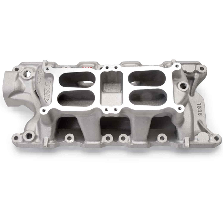Edelbrock RPM Air-Gap Dual-Quad Intake Manifold for Small Block Ford