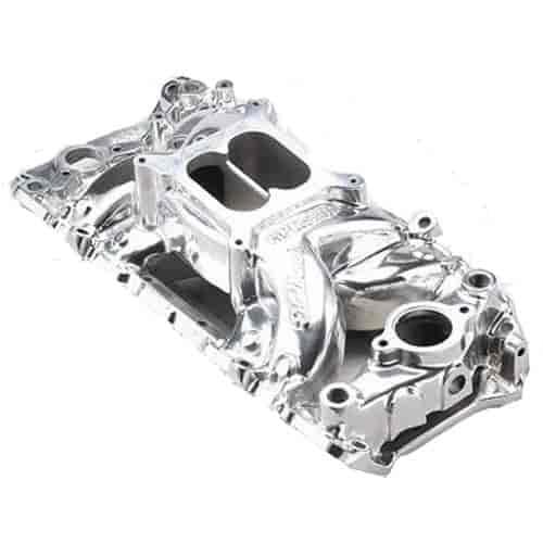 Edelbrock 75611 RPM Air-Gap 2-O Intake Manifold