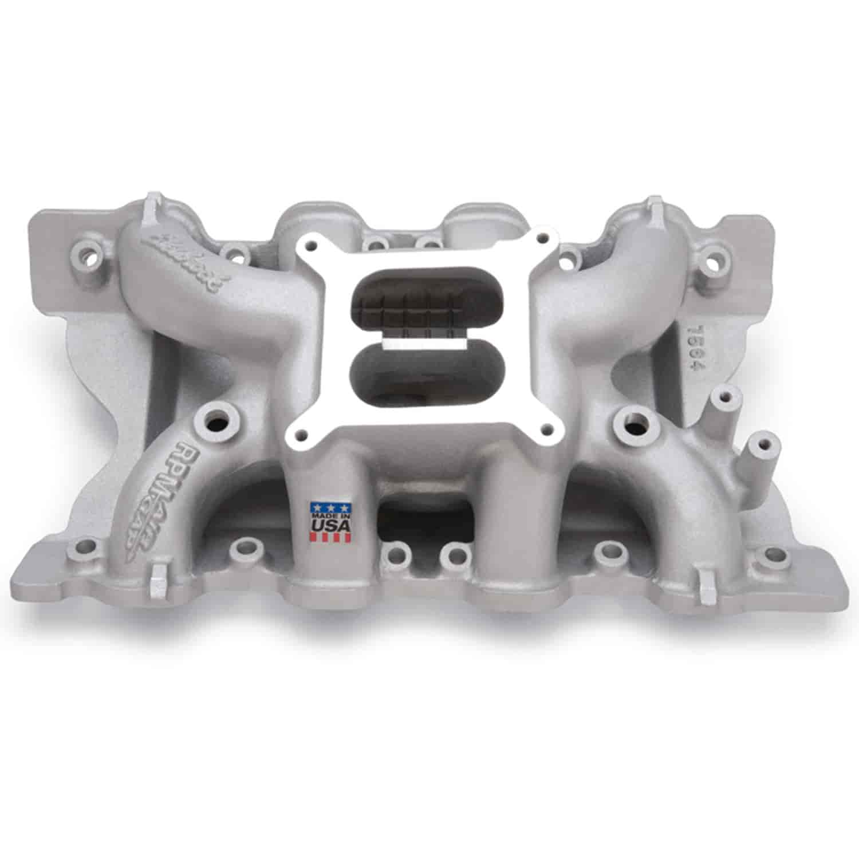 Edelbrock RPM Air-Gap 351c Ford Intake Manifold