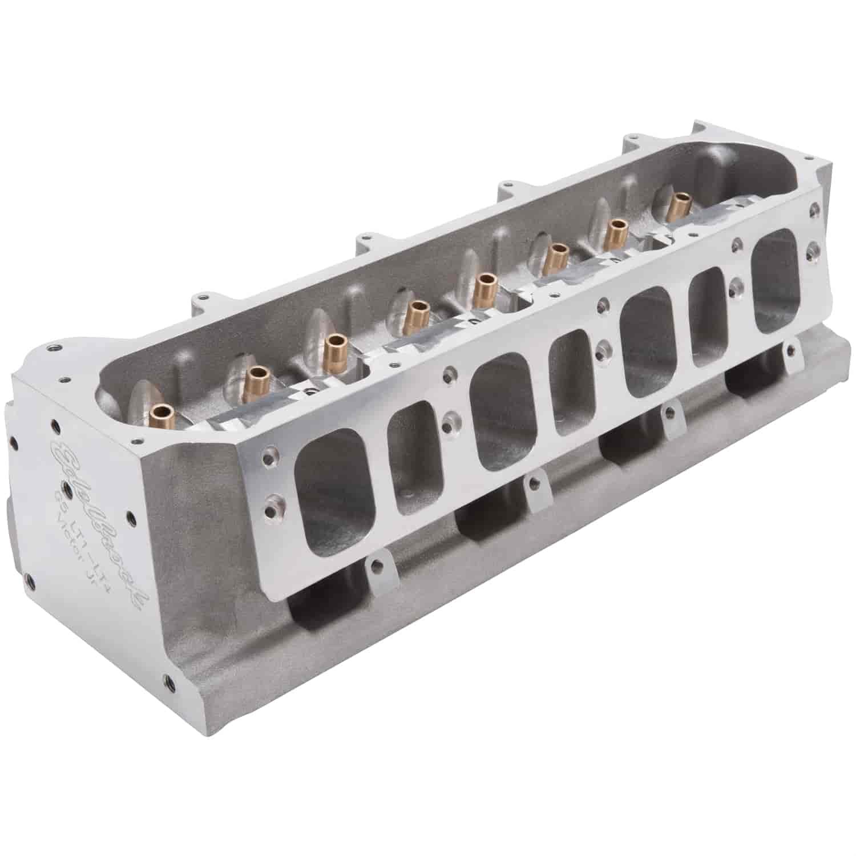 Edelbrock 77069: GM LT1 LT4 Victor Jr Cylinder Head
