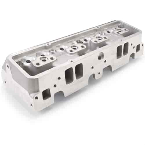 Edelbrock 775069 - Edelbrock Pro-Port Raw & Semi-Finished Heads For Small Block Chevy