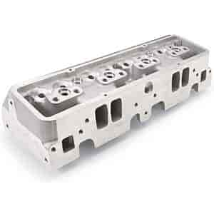 Edelbrock 775169 - Edelbrock Pro-Port Raw & Semi-Finished Heads For Small Block Chevy