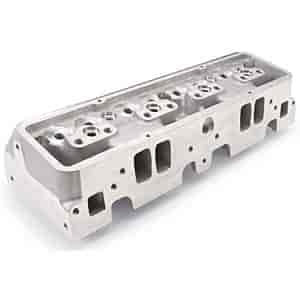 Edelbrock 775369 - Edelbrock Pro-Port Raw & Semi-Finished Heads For Small Block Chevy
