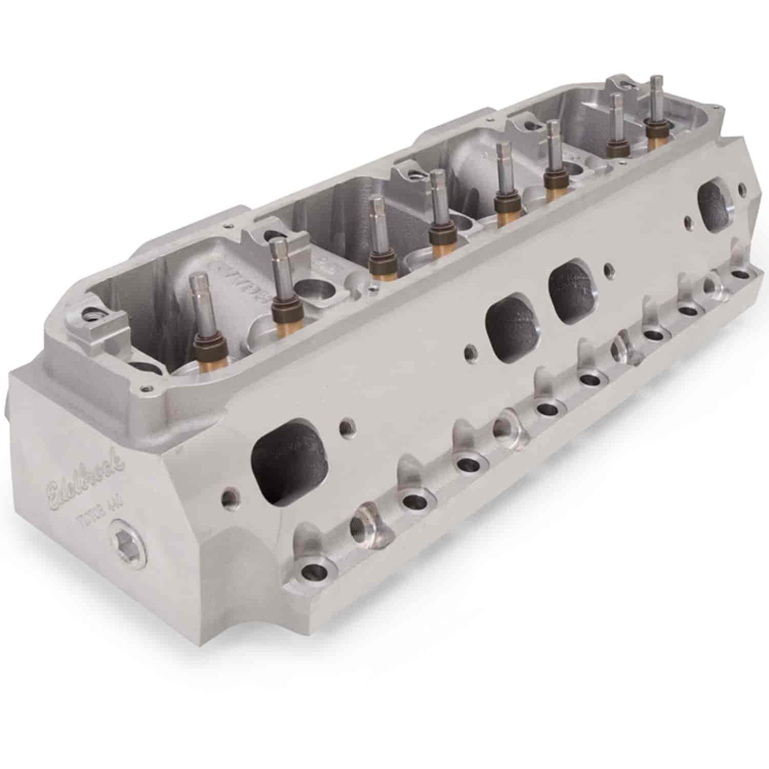 Edelbrock 77949 - Edelbrock Big Block Chrysler Victor Max Wedge Cylinder Heads