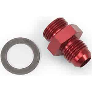 Edelbrock 8087 - Edelbrock Carburetor Fuel Inlet Fittings